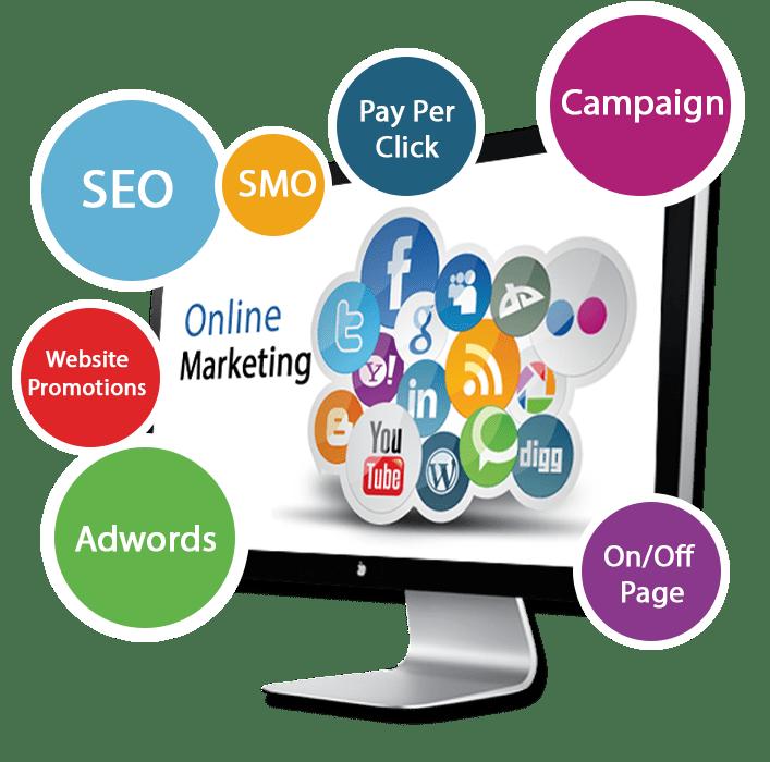 Online Marketing or Digital Marketing