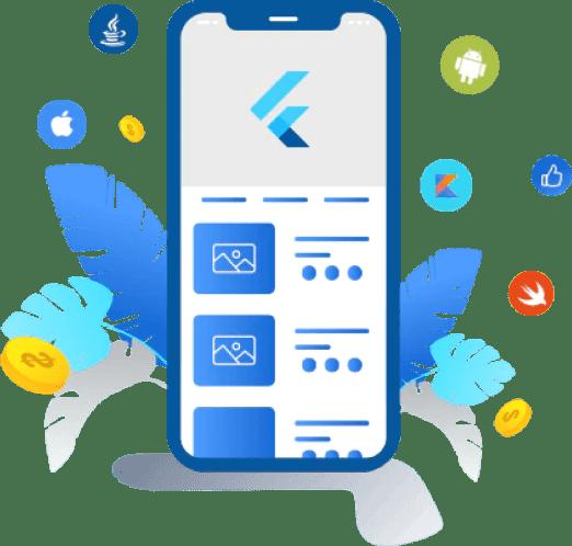 Flutter App Development Services - Boffin Coders