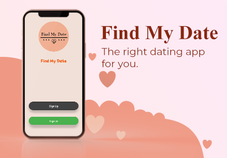 Find My Date App Developed by Boffin Coders