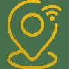 Geo-Fencing Icon