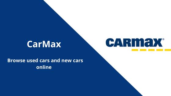 Car Max - Car Dealership App