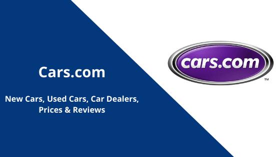 Cars.com - Car Dealership App