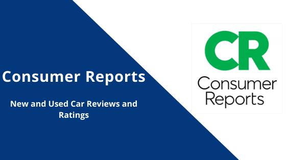 Consumer Reports - Car Dealership App